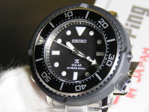 Seiko Solar LOWERCASE Limited SBDN021