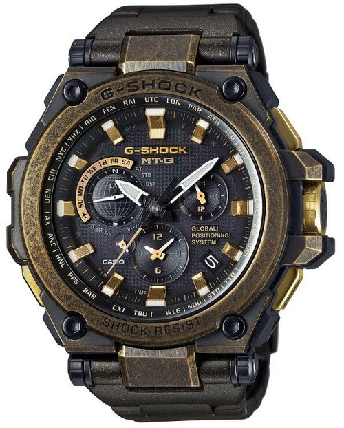 G-Shock Metal Twisted 2015 Baseworld MTG-G1000BS