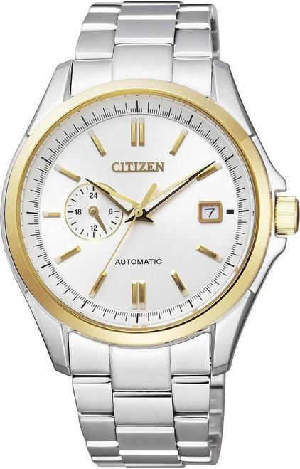 Citizen Mechanical Men's NP3024-56A Sapphire Glass