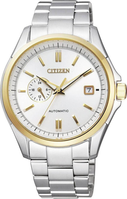 Citizen Mechanical Men's NP3024-56A Sapphire Glass