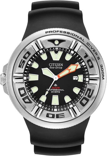 Citizen Ecozilla BJ8050-08E Professional Diver