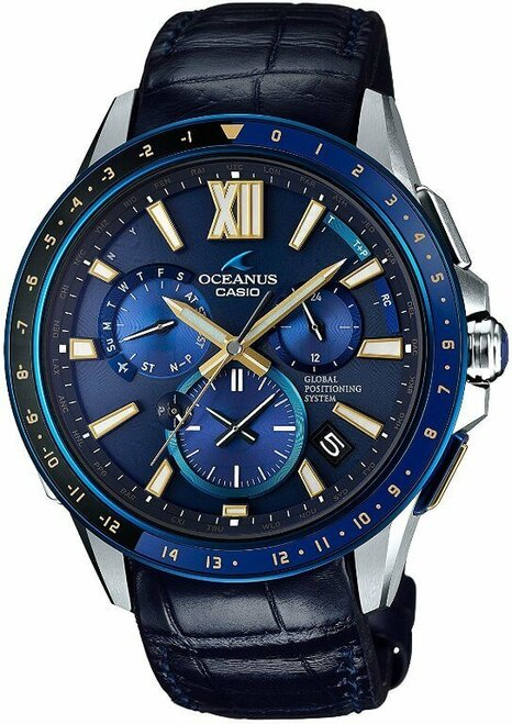 Casio Oceanus OCW-G1200C-2AJF Limited Edition