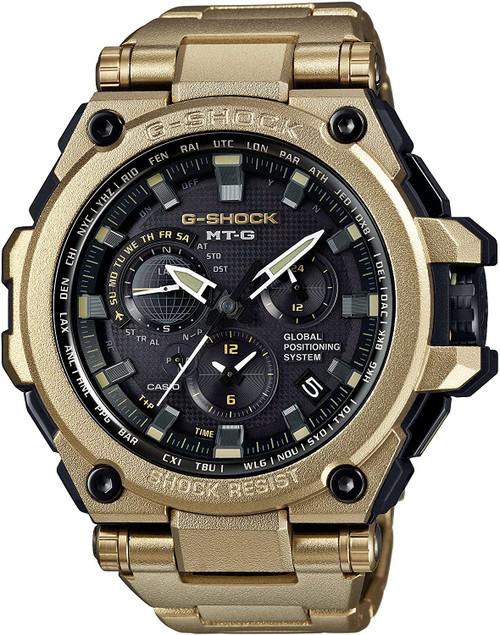 G-Shock Gold MTG-G1000RG-1A Premium GPS Watch