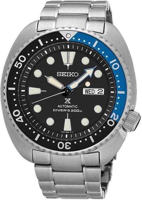 Seiko Prospex Turtle Blue Black SRP787K1