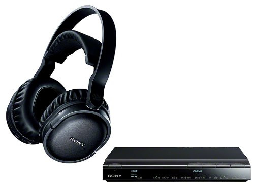 Sony MDR-DS7500 Wireless 7.1ch 3D Surround