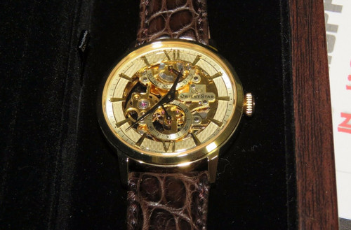 Orient Star Skeleton WZ0031DX