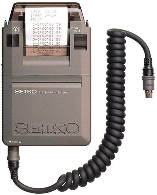 Seiko SP12 Printer for Stopwatch S143