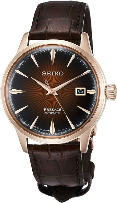 Seiko Presage Cocktail Time SARY078 Sunburst Dial