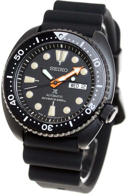 Seiko Prospex SBDY005 Turtle Black Series