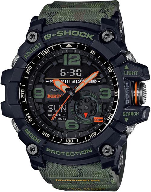 G-Shock Mudmaster Burton GG-1000BTN-1AJR