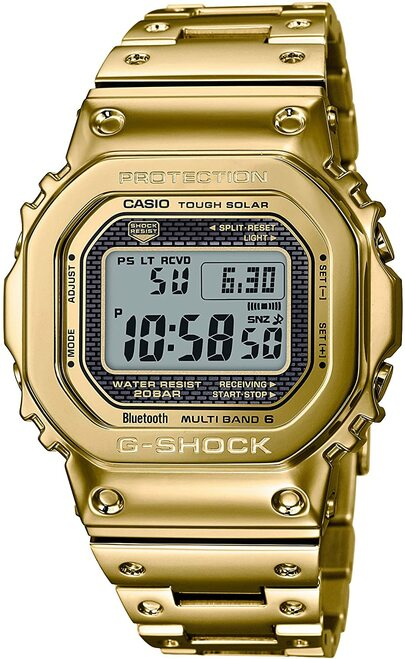 G-Shock GMW-B5000TFG-9JR Full Metal Gold Limited