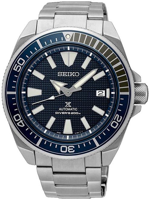 Seiko SRPB49K1 Samurai Deep Blue Dial