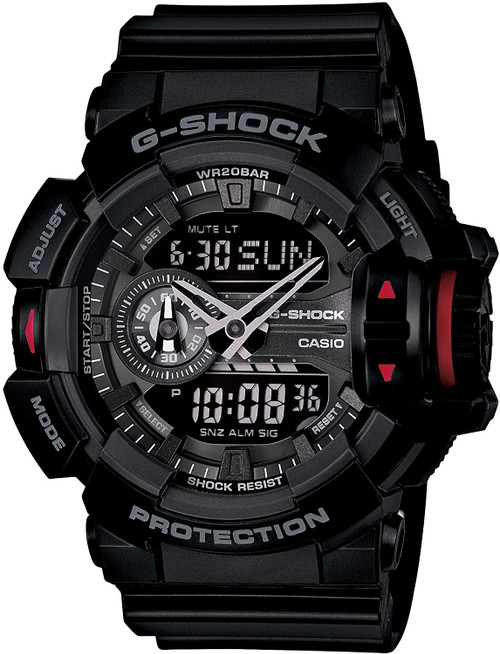 G-Shock GA-400-1BJF Analog Digital