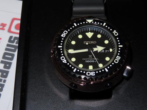 Prospex Marinemaster 1000m Diver Limited SBBN042