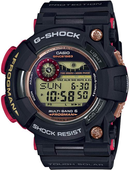 G-Shock Frogman GWF-1035F Magma Ocean 35th Limited