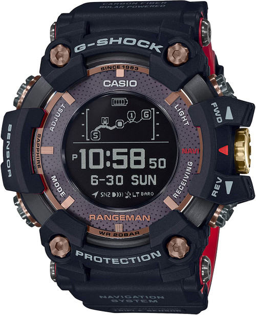G-Shock Rangeman GPS Magma Ocean GPR-B1000TF