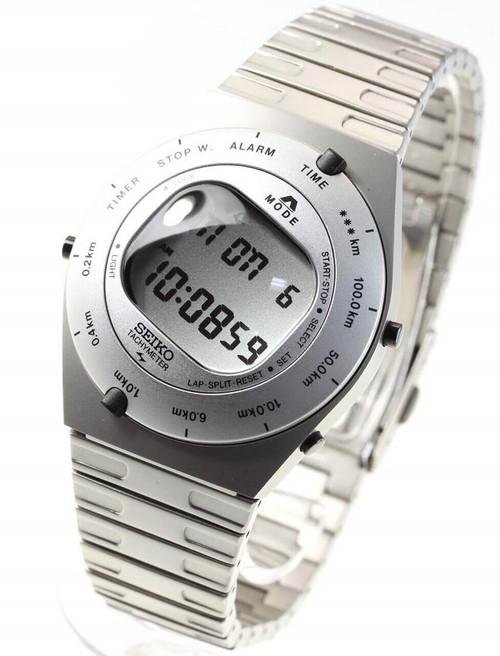 Seiko Giugiaro Design Digital Watch SBJG001