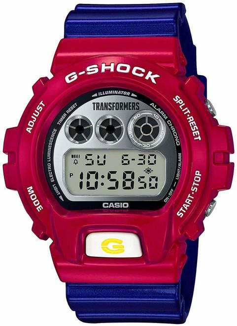 Transformers G-Shock Optimus Prime DW-6900TF-SET
