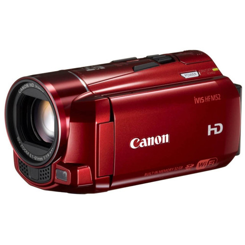 Canon VIXIA iVis HF-M52 32GB (NTSC LEGRIA)