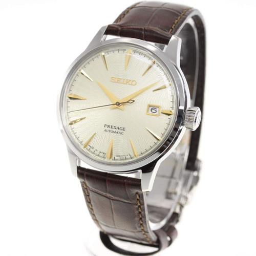 Seiko SRPC99J1 Cocktail Golden Champagne SARY109