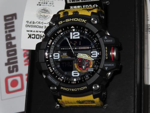 G-Shock Mudmaster Wildlife Promising GG-1000WLP