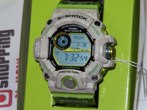 G-Shock Rangeman 2019 Earthwatch GW-9404KJ-3JR