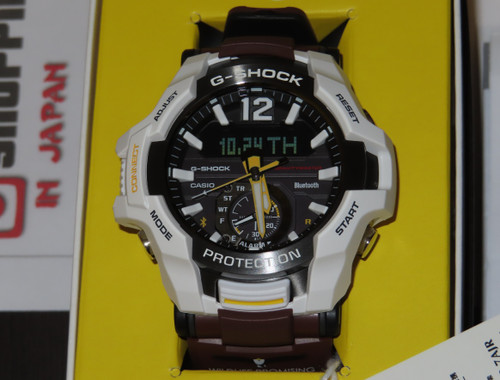 G-Shock Gravitymaster Wildlife Promising GR-B100WLP