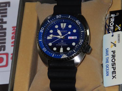 Seiko Turtle Made In Japan ver. Kanji SBDY021 / SRPC91