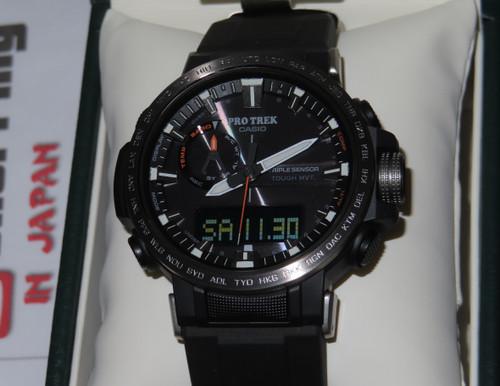 Casio Pro Trek Climber PRW-60Y-1AJF