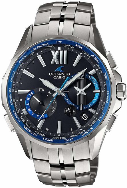Casio Oceanus OCW-S3400-1AJF
