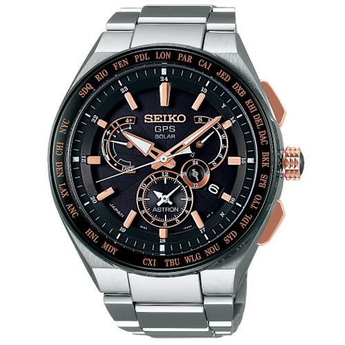 Seiko Astron GPS Solar Dual Time SBXB125