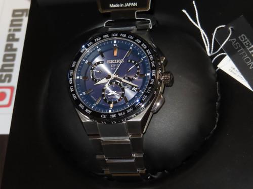 Seiko Astron 8X Dual Time Series SBXB155