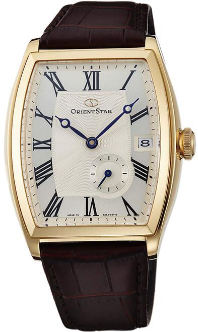 Orient Star Classic Tonneau Watch WZ0011AE
