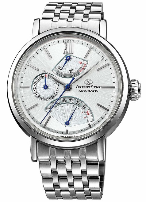 Orient Star Retrograde Power Reserve WZ0101DE