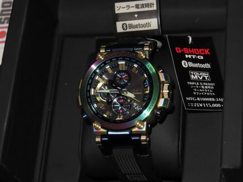 G-Shock MTG-B1000RB Baselworld 2019