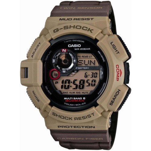 Casio Mudman GW-9300ER-5JF Men in Military Colors