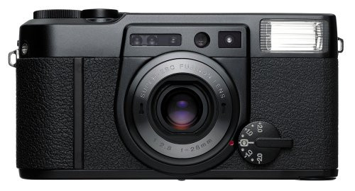 Fujifilm Klasse W Film Camera with Lens Hood