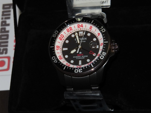 Citizen Promaster GMT Brave Blossoms BJ7115-85E