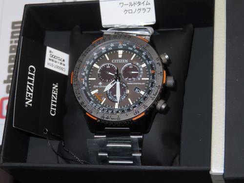 Citizen Promaster Direct Flight CB5007-51H