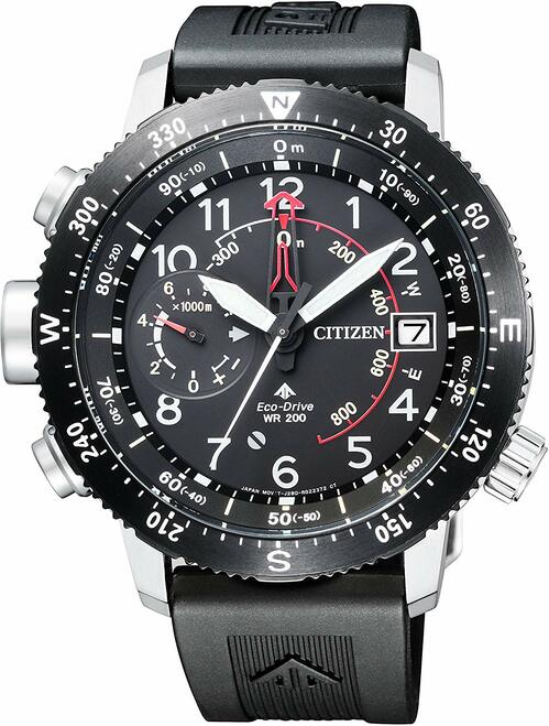 Citizen Promaster Land Altichron Watch