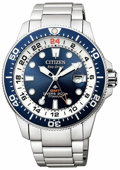Citizen Promaster GMT Diver BJ7111-86L