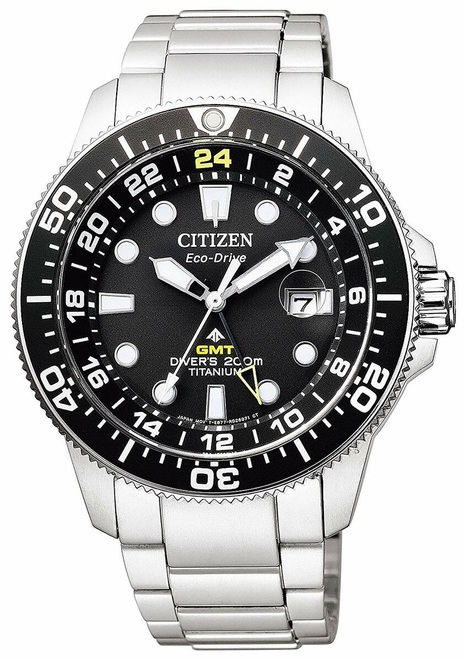 Citizen Promaster Marine GMT 200m BJ7110-89E