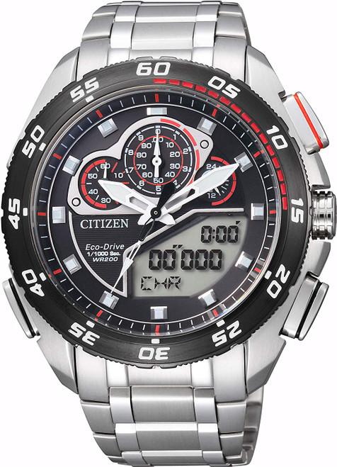 Citizen Promaster Racing Chronograph JW0126-58E