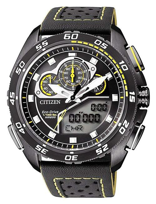 Citizen Promaster Analog Digital Watch