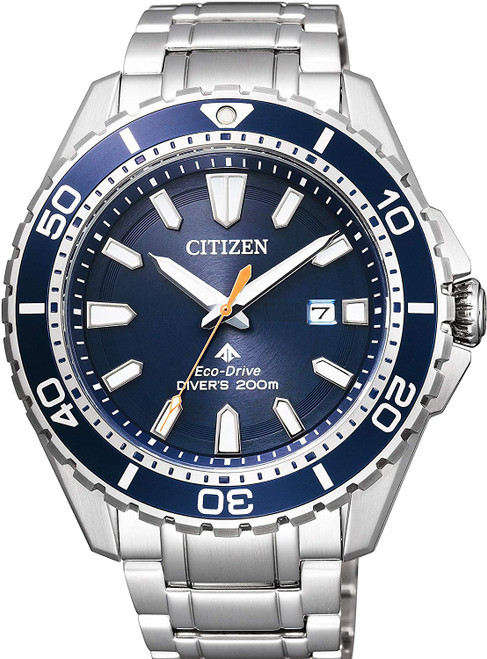 Citizen Promaster Diver Blue BN0191-80L