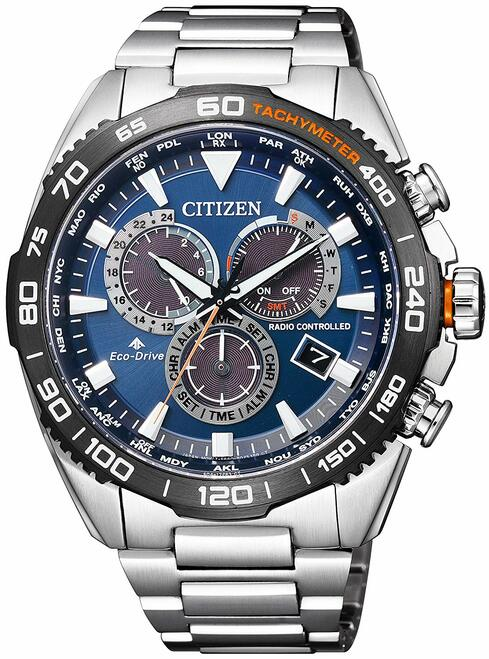Citizen Promaster Land Radio Controlled Watch