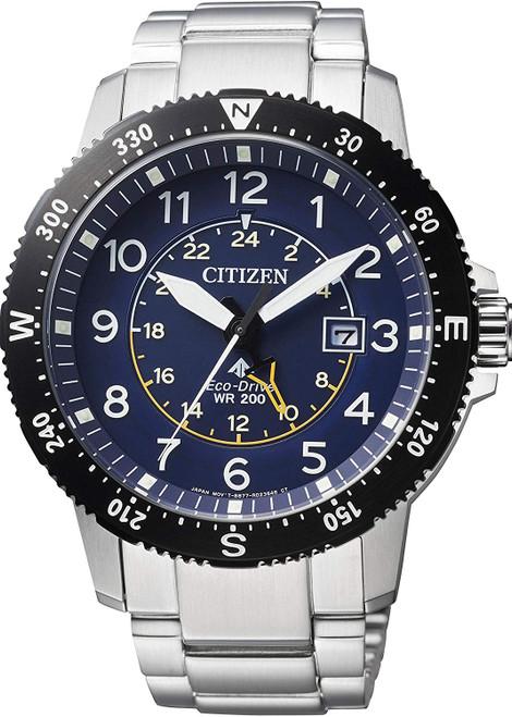 Citizen Promaster Land GMT BJ7094-59L Eco-Drive
