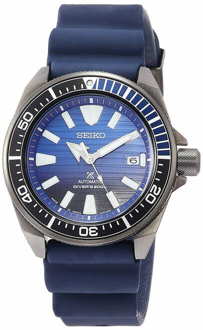 Seiko Prospex Samurai Save The Ocean SBDY025