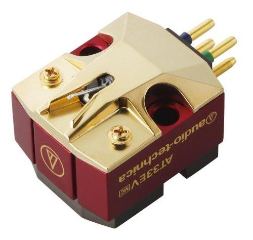 Audio Technica AT33EV Dual MC Stereo Cartridge
