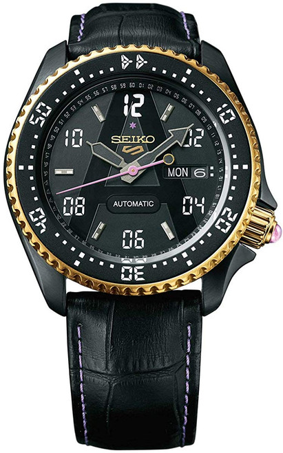 Seiko 5 Sports Sense Style Japan Limited SBSA038